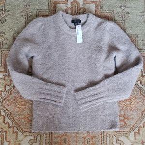 Super cozy alpaca/merino sweater